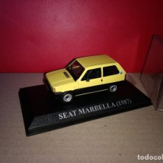 Coches a escala: SEAT MARBELLA - 1987 - 1/43 - ALTAYA. Lote 104721743