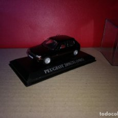 Coches a escala: PEUGEOT 205 GTI - 1985 - 1/43 - ALTAYA. Lote 104722499