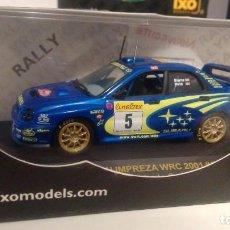 Coches a escala - Subaru impreza wrc rally monte carlo - 104736095