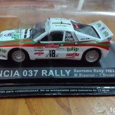 Model Cars - LANCIA 037 RALLY SAN REMO RALLY 1983 1/43 ALTAYA IXO - 105129743