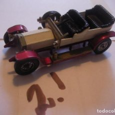 Coches a escala: ANTIGUO COCHE ROLLS ROYCE MATCHBOX . Lote 106593931