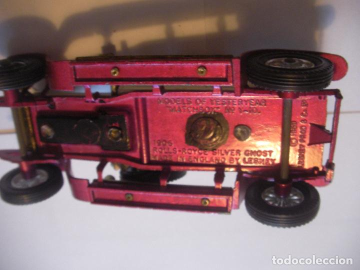 Coches a escala: ANTIGUO COCHE ROLLS ROYCE MATCHBOX - Foto 3 - 106593931
