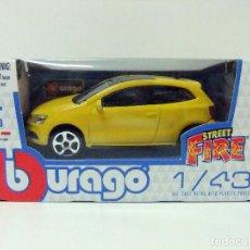 Model Cars - VOLKSWAGEN VW POLO GTI - BURAGO BBURAGO STREET FIRE ESCALA 1:43 - COCHE AUTOMÓVIL MINIATURA - 107037715