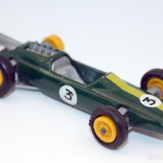Coches a escala: MATCHBOX SERIES - LOTUS RACING CAR - COCHE FORMULA 1 - Nº 19 - MADE IN ENGLAND. Lote 109172179
