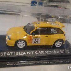 Coches a escala: SEAT IBIZA KIT CAR RALLY MONTE CARLO. Lote 109399087