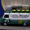 Coches a escala: FURGONETA FIAT 242 ASISTENCIA AL ITALIA, REGALO DE SUSCRIPCION DE ALTAYA, 1/43. Lote 165545198