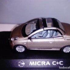 Coches a escala: COCHE NISSAN MICRA ESCALA 1/43 DE NOREV. Lote 136259417