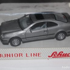 Coches a escala: SCHUCO MERCEDES CLK COUPÉ 1:43 1/43 EN CAJA JUNIOR LINE 27100. Lote 110102791