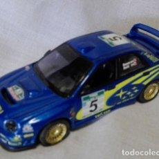 Coches a escala - SUBARU IMPREZA WRC - COCHE A ESCALA 1/43 - 110189639