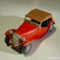 Coches a escala: MG-TC DE GUISVAL. MADE IN SPAIN.. Lote 110895011