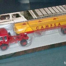 Coches a escala - Camión PEGASO cisterna CAMPSA - ALTAYA 1/43 - 111786843