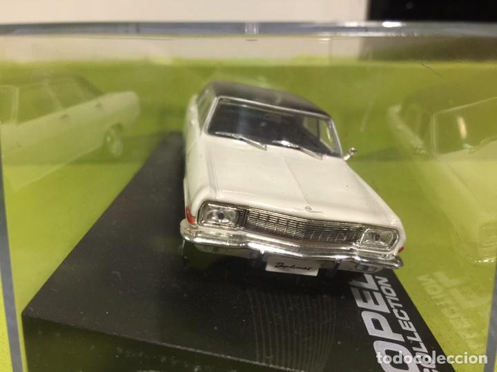 Opel Collection === coche modelo 1:43 === diplomático v8 1964-1967 auto//Car