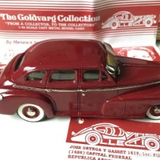Coches a escala: CHEVROLET STYLEMASTER 1946. Lote 111975227