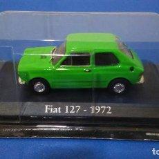 Coches a escala: FIAT 127 DE 1972 ESCALA 1/43 COLECCIÓN COCHES INOLVIDABLES DE RBA. Lote 112344067