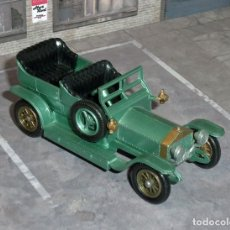 Coches a escala: COCHE ROLLS ROYCE SILVER GHOST 1907 - MATCHBOX YESTERYEAR 1/43. Lote 112871847
