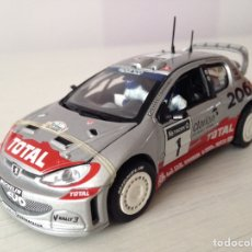 Coches a escala: VITESSE 1:43 PEUGEOT 206 WRC BURNS/REID RALLY OF GREAT BRITAIN ´02 - Nº 739. Lote 113067424