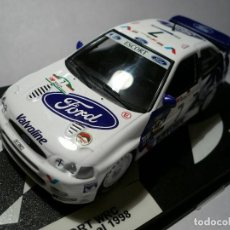 Coches a escala: FORD ESCORT WRC 1998 RALLY PORTUGAL. Lote 114575875