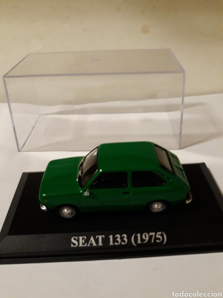 COCHE SEAT 133 1975 IXO ALTAYA EN CAJA (Juguetes - Coches a Escala 1:43 Otras Marcas)