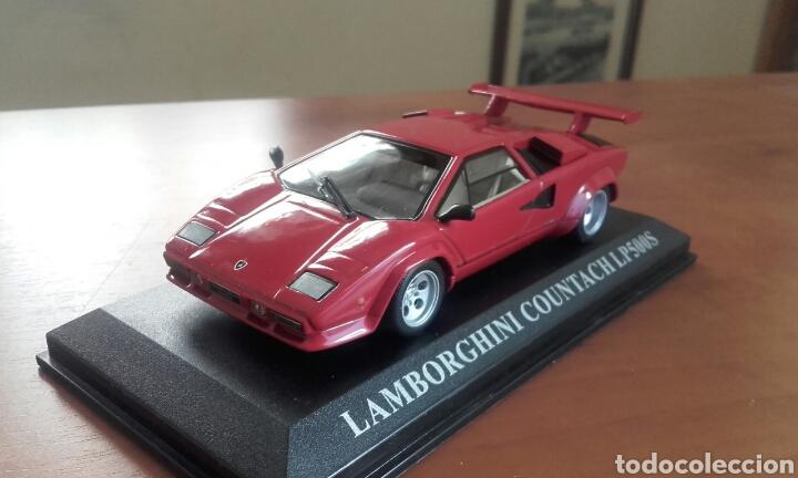 Lamborghini Countach Lp500s Escala 1 43 Buy Model Cars At Scale 1