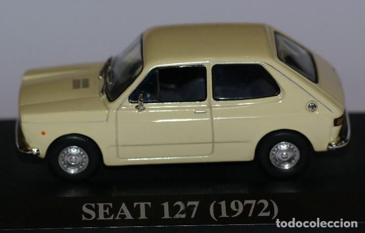 Coches a escala: SEAT 127 ESCALA 1:43 DE ALTAYA EN CAJA - Foto 2 - 114901103