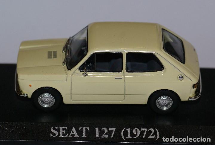 Coches a escala: SEAT 127 ESCALA 1:43 DE ALTAYA EN CAJA - Foto 6 - 114901103