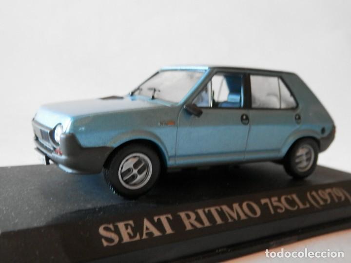 SEAT RITMO 75 CL 1979-1/43-ALTAYA- 1/43 LUGOY (Juguetes - Coches a Escala 1:43 Otras Marcas)