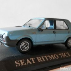 Coches a escala: SEAT RITMO 75 CL 1979-1/43-ALTAYA- 1/43 LUGOY. Lote 116198707