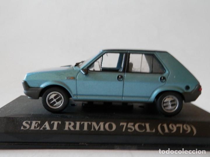 Coches a escala: SEAT RITMO 75 CL 1979-1/43-ALTAYA- 1/43 LUGOY - Foto 3 - 116198707
