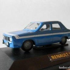 Coches a escala: RENAULT 12 GORDINI 1970-NOREV 1/43 LUGOY. Lote 116200855
