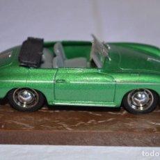 Coches a escala: PORSCHE 356 ROADSTER. 1950. SERIE ORO. 1/43. BRUMM. FABRICADO EN ITALIA. ROMANJUGUETESYMAS.. Lote 116549083