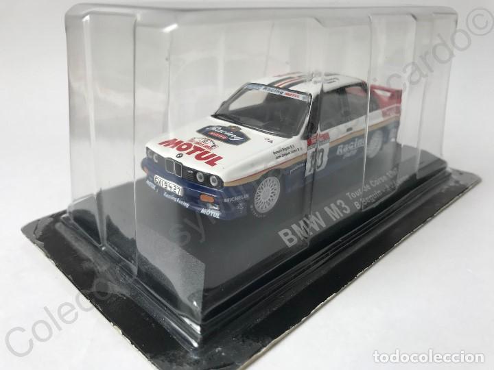 Coches a escala: BMW M3 E30 Rally Tour de Corse - escala 1:43 - coche , rallye , competición , carreras - Foto 4 - 116597359
