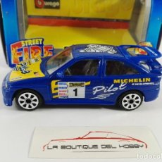 Coches a escala: FORD ESCORT RALLY BURAGO ESCALA 1:43. Lote 138546197