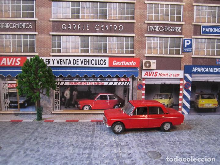 Coches a escala: Diorama 1/43 AVIS, (módulo en calle 8) - Foto 3 - 117930967