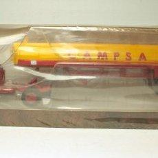 Model Cars - Pegaso mofletes cisterna campsa 1/43 . Ixo altaya - 117947723