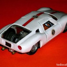 Coches a escala: FORD LOLA GT REF. 534, METAL, ESC. 1/43, POLITOYS MADE IN ITALY, ORIGINAL AÑOS 60.. Lote 118259667