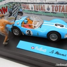 Coches a escala: 1/43, VAILLANTE Nº3, LE MANS 1961, MICHEL VAILLANT COLLECTIÓN, IXO-ALTAYA, COMIC MICHEL VAILLANT. Lote 118580255