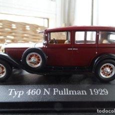 Coches a escala: MERCEDES TYP 460N PULLMAN (1929). Lote 118660119