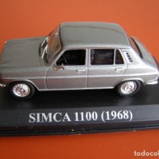 Coches a escala: SIMCA 1200 (1100 EN FRANCIA), GRIS , ALTAYA 1/43.. Lote 118704259