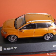 Coches a escala: SEAT ATECA, IXO, 1/43.. Lote 118704395