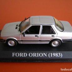 Coches a escala: FORD ORION DE 1983, GRIS PLATA , ALTAYA 1/43.. Lote 118704651