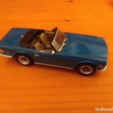 Coches a escala: GRANI TRIUMPH TR6 1969 1/43 BLUE SCHUCO. Lote 119246879