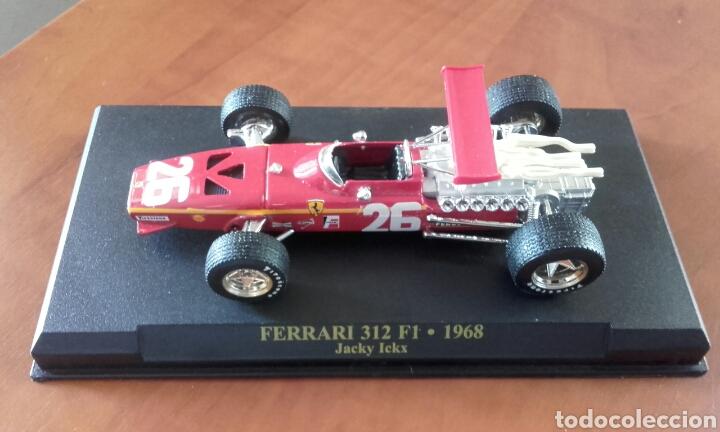 Coches a escala: Ferrari 312 F1 1968 de Brumm escala 1:43 - Foto 3 - 119376864