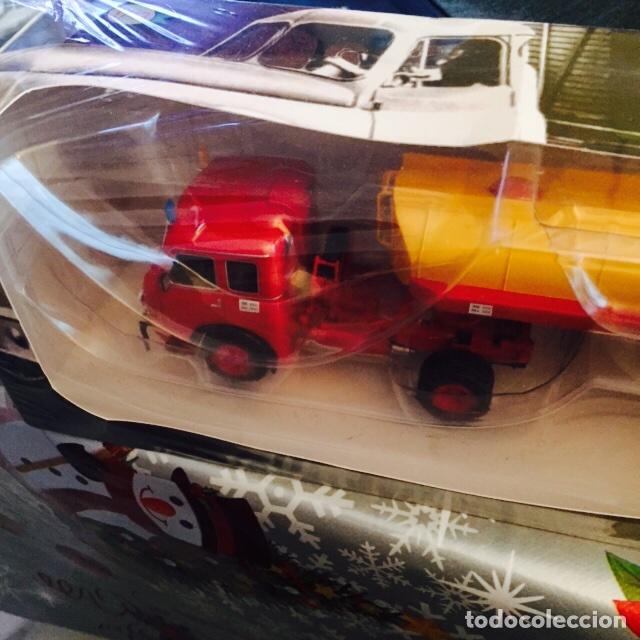 Coches a escala: Camión en su caja escala 1-43 CAMPSA - Foto 2 - 119738375