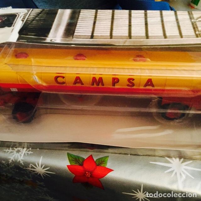 Coches a escala: Camión en su caja escala 1-43 CAMPSA - Foto 3 - 119738375