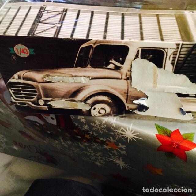 Coches a escala: Camión en su caja escala 1-43 CAMPSA - Foto 4 - 119738375