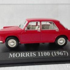 Coches a escala: MORRIS 1100 (1967) ALTAYA-IXO 1/43. Lote 119974655