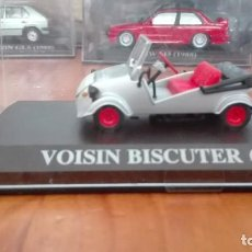 Coches a escala: VOISIN BISCUTER (1955) 1/43. Lote 120138019