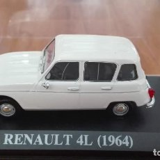 Coches a escala: RENAULT 4L 1964 1/43. Lote 125802360