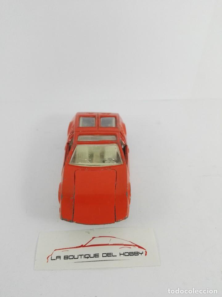 Coches a escala: DE TOMASO MANGUSTA INTER CARS ESCALA 1:43 - Foto 3 - 121152419