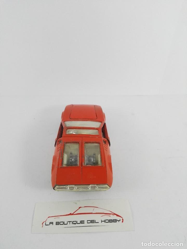 Coches a escala: DE TOMASO MANGUSTA INTER CARS ESCALA 1:43 - Foto 4 - 121152419